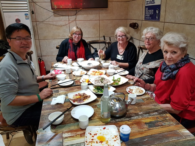 Dinner in Guiyang