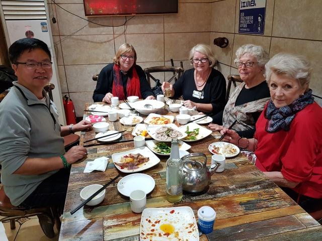 Dinner in Guiyang